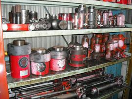 各種油圧パワージャッキ